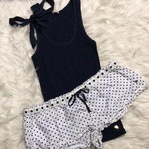Juicy Couture Pajama Set